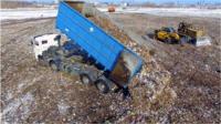 Почти все отходы из Москвы и области свозят на 15 действующих мусорных полигонов в Подмосковье.