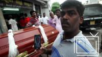 Похороны на Шри-Ланке