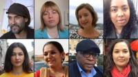 Eight BBC journalists talk about identity