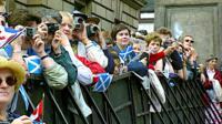 Scottish Parliament Opening