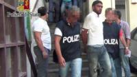 Man detained by police
