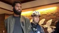 Black man arrested in Starbucks