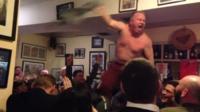 Falvey's Pub Killers singalong