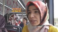 Malatya pink buses