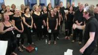 Singer's in Leeds