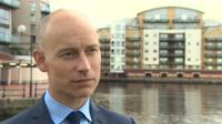 Aberavon MP Stephen Kinnock
