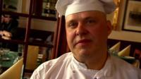 Icelandic chef, Stefan Ulvarsson