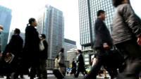 Workers in Japan