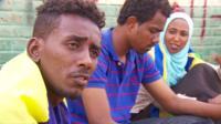 Sudanese activist