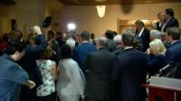 Republicans rush hearing