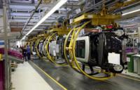 BMW Mini cars factory