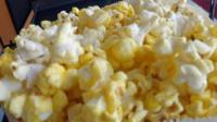 Popcorn at an AMC cinema