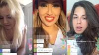 Women on Periscope