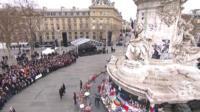 Paris ceremony