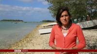 Katy Watson, BBC reporter