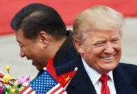 China, USA, Trump
