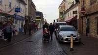 Missing serviceman's grandparents visit Bury St Edmunds