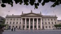 Dublin's General Post Office (GPO) was the headquarters of the 1916 rebel leaders