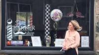 Sophie Collins: Cut-throat Racer