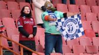 Dynamo Brest fans