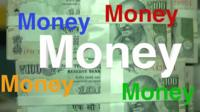 Money graphic