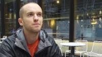 YouTube vlogger Alex Day
