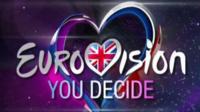 Eurovision - You Decide logo
