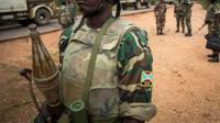 Burundi igisirikare