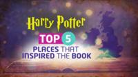 Harry Potter's top 5 locations