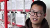 A young Singaporean man who went into the priesthood
