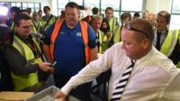 Mike Ashley unloads £50 notes