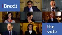 MPs Brexit vote