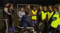 Hinckley Town Juniors Under 14 girls
