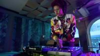DJ Ngaio