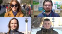 Катя Михайлова, Анатолий Засоба, Алёна Бардовская и Александр Аликин