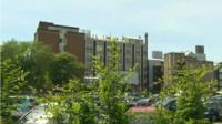 Addenbrooke's hospital exterior