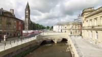 Bridge in Rochdale