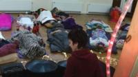 Gong sleepers