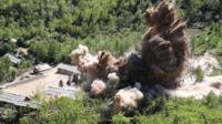 Демонтаж ядерного полигона Пунгери
