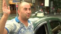 Житель Еревана