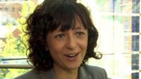 Prof Emmanuelle Charpentier