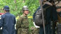 Japanese Self-Defence Force members