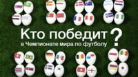 Кто выиграет чемпионат мира по футболу?
