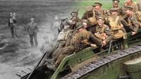 Режиссер Питер Джексон в новом фильме раскрасил и озвучил документальные кадры Первой мировой войны.