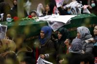 Thousands march in Kabul over Hazara killings