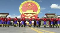 Parade in Lhasa