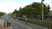 The state commemoration in Dublin