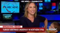 MSNBC segment has kid interrupt