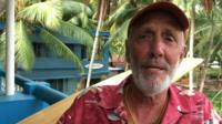 Jack Hebner, the 'Surfing Swami'