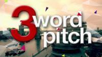 Three word pitch graphics